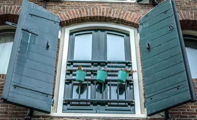 Вікно в Нідерланди